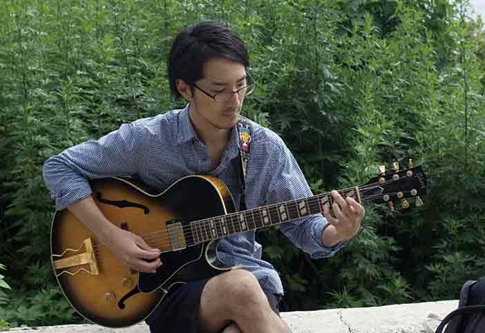 【1stステージ】Hotな夏の夜、ジャズギターでホッとひと息!