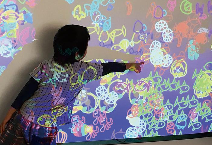 お絵描き感覚で楽しい!Viscuit(ビスケット)プログラミングを体験!