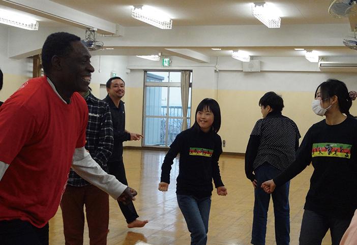 ダンスパフォーマンス!-クリエイティブの会-