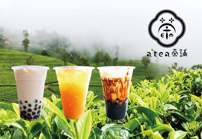 台湾で話題のオーガニックタピオカ店「atea茶舗」期間限定出店